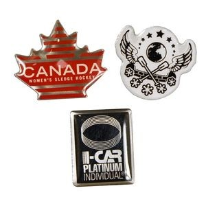 Calgary Specialty   Promotional Products - Lapel Pins